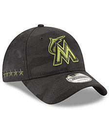 New Era Miami Marlins Memorial Day 9TWENTY Cap