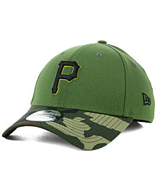 New Era Pittsburgh Pirates Team Classic 39THIRTY Cap