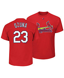 Outerstuff Marcell Ozuna St. Louis Cardinals Official Player T-Shirt, Toddler Boys (2T-4T)