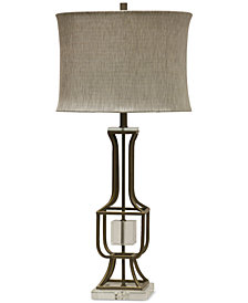Harp & Finial Calais Table Lamp