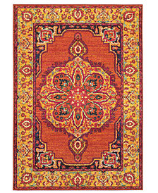 "CLOSEOUT! JHB Design Archive Joni 7'10"" x 10'10"" Area Rug"