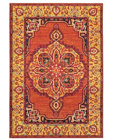 "CLOSEOUT! JHB Design Archive Joni 3'10"" x  5' 5"" Area Rug"