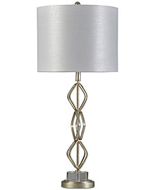 Stylecraft Champagne Table Lamp