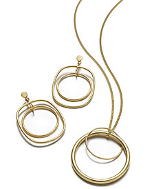 Thirty One Bits Necklace and Hoop Collection from The Workshop at Macy's