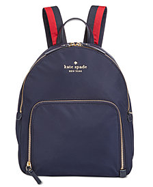 kate spade new york Hartley Varsity Stripe Backpack