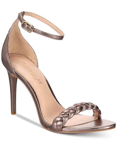 Rachel Zoe Ella Two-Piece Dress Sandals