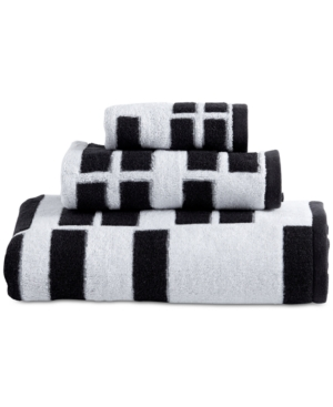 Dkny High Rise Cotton Fingertip Towel Bedding