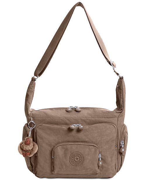 c15a5b8aa7 Kipling Europa Shoulder Bag & Reviews - Handbags & Accessories - Macy's