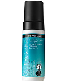 St. Tropez Gradual Tan Pre-Shower Tanning Mousse