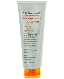 Mixed Chicks Conditioning Cleansing Co-Wash, 8-oz., from PUREBEAUTY Salon & Spa