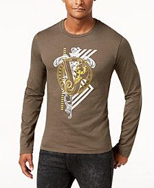 Versace Men's Graphic-Print T-Shirt