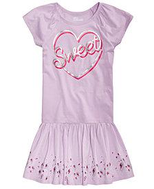 Epic Threads Little Girls T-Shirt & Skirt, Created for Macy's