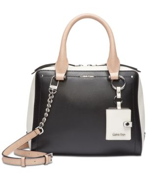 BOXY SMALL SATCHEL
