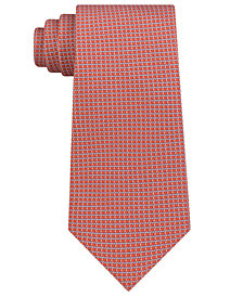 Michael Kors Men's Cord Pattern Silk Tie