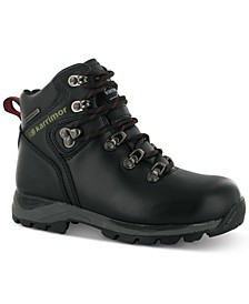 Kids' Skido Waterproof Mid Hiking Boots from Eastern Mountain Sports