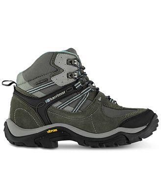 Karrimor Women's Aspen Mid Waterproof Hiking Boots from Eastern Mountain Sports