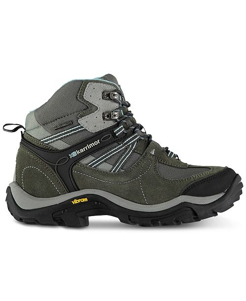Karrimor Women's Aspen Mid Waterproof Hiking Boots from Eastern Mountain Sports WCAt2DqwRS