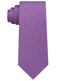Michael Kors Men's Geometric Silk Tie