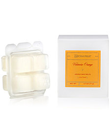 Aromatique Valencia Orange Boxed Wax Melts, 8 Cubes