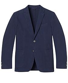 BOSS Men's Slim-Fit Garment-Dyed Stretch Sport Coat
