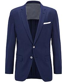 BOSS Men's Slim-Fit Virgin Wool Sport Coat