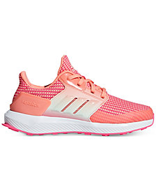 adidas Little Girls' RapidaRun Running Sneakers from Finish Line