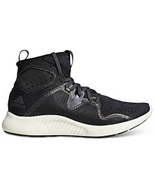 adidas Women's Edge Bounce Mid Running Sneakers from Finish Line