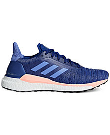 adidas Women's Solar Glide Running Sneakers from Finish Line