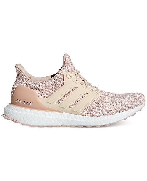 best service 20520 ab4df ... adidas Womens UltraBoost Running Sneakers from Finish ...