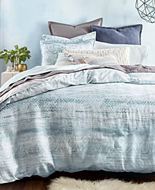 Lucky Brand Laguna Reversible Bedding Collection, Created for Macy's