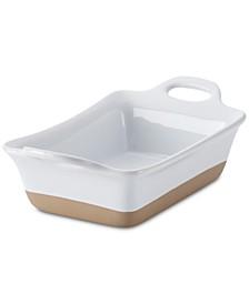 Collection Stoneware 12-Oz. Rectangular Au Gratin Dish