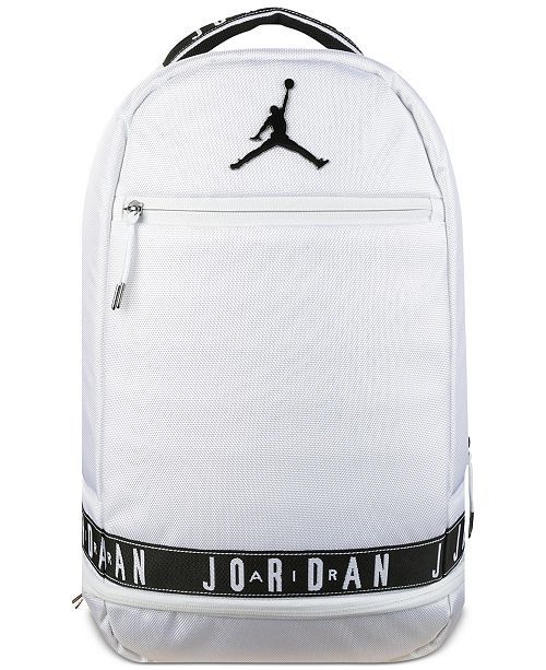 ac5072c8403975 Jordan Big Boys Skyline Air Jordan Backpack   Reviews - All Kids ...