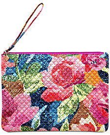 Receive a FREE wristlet with any $100 Vera Bradley purchase