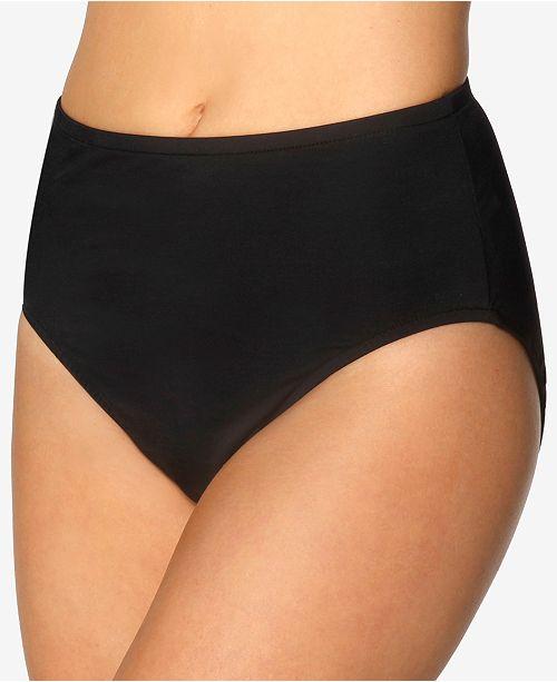 05b2afeea4e33 Miraclesuit High-Waist Tummy Control Bikini Bottoms & Reviews ...