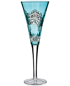 Waterford 2018 Snowflake Wishes Happiness Prestige Edition Flute