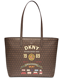 DKNY Signature Tote, Created for Macy's