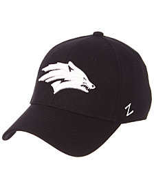 Zephyr Nevada Wolf Pack Black/White Stretch Cap