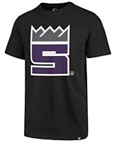 3467d192010  47 Brand Men s Sacramento Kings Mashup Logo Club T-Shirt