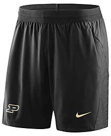 Nike Men's Purdue Boilermakers FlyKnit Shorts