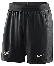Nike Men's Purdue Boilermakers FlyKnit Shorts