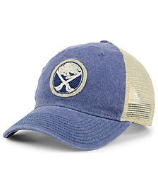 adidas Buffalo Sabres Sun Bleached Slouch Cap