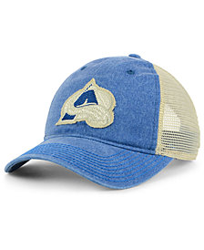 adidas Colorado Avalanche Sun Bleached Slouch Cap