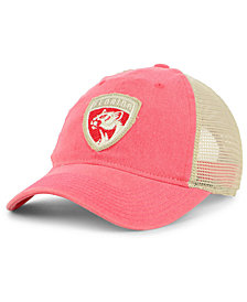 adidas Florida Panthers Sun Bleached Slouch Cap