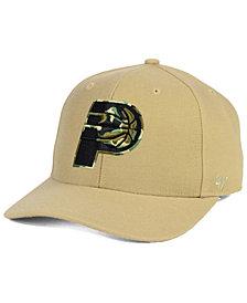 '47 Brand Indiana Pacers Camfill MVP Cap