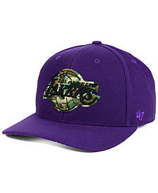 '47 Brand Los Angeles Lakers Camfill MVP Cap