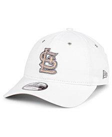 New Era St. Louis Cardinals Metallic Pastel 9TWENTY Cap