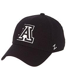 Zephyr Arizona Wildcats Black/White Stretch Cap