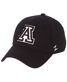 Zephyr Arizona Wildcats Black/White Stretch Cap