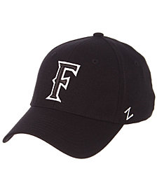 Zephyr Cal State Fullerton Titans Black/White Stretch Cap