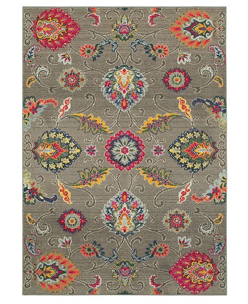 "JHB Design CLOSEOUT! Archive Seeger 6' 7"" x  9' 1"" Area Rug"
